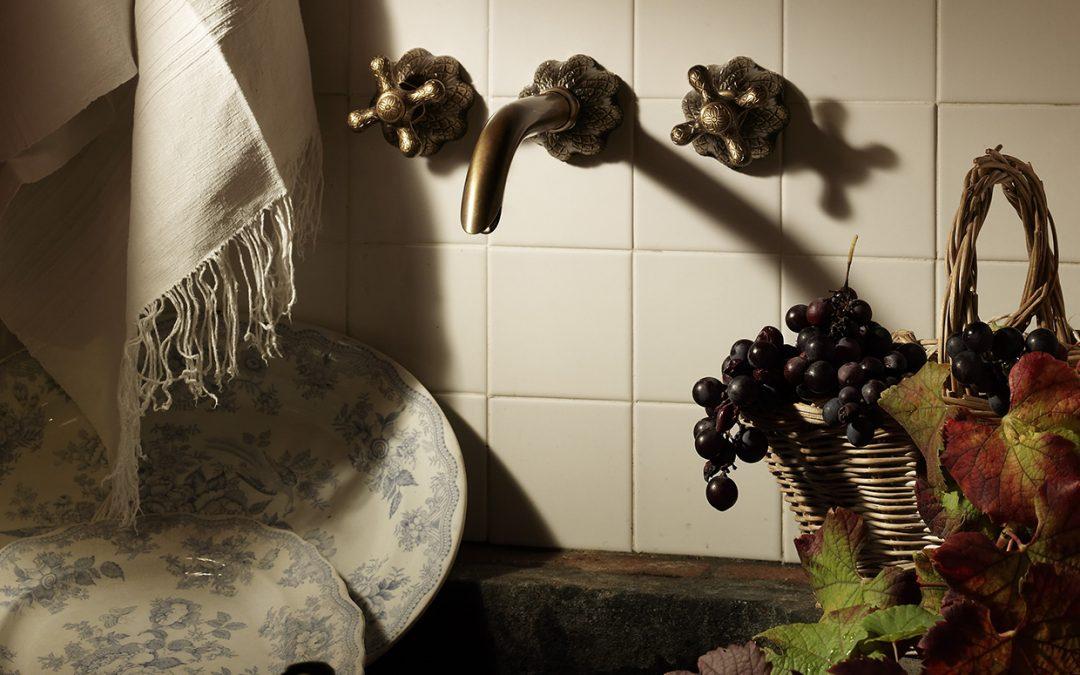 Cucina di Montagna e Rubinetteria: come caratterizzare lo spazio