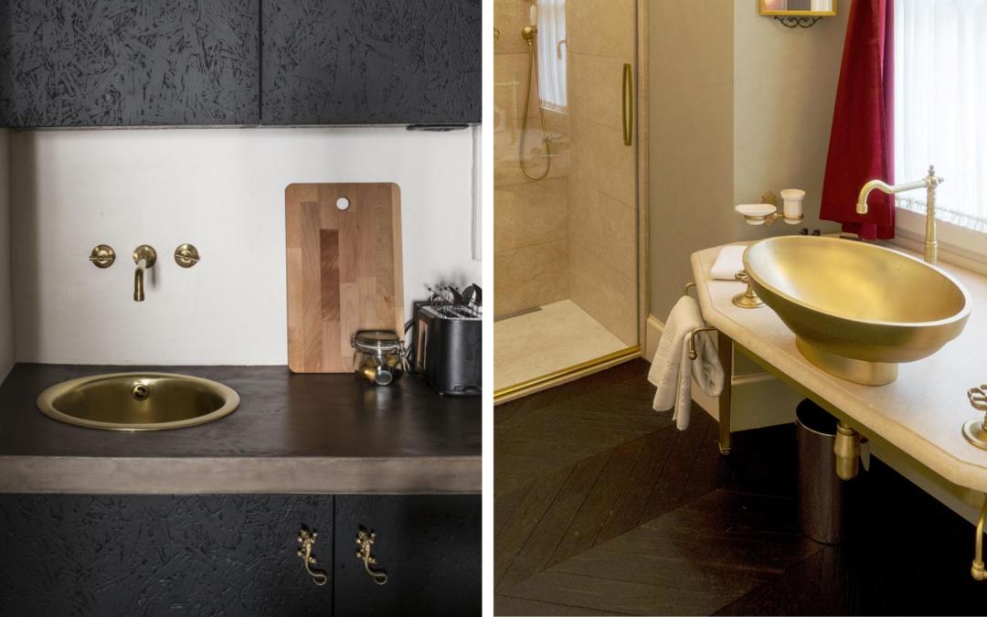 Lavabo e lavello: quale grandezza e modello?